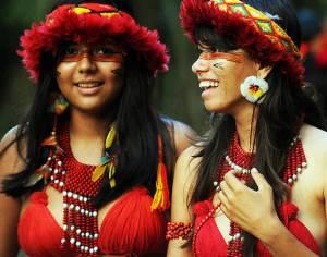 pataxo women